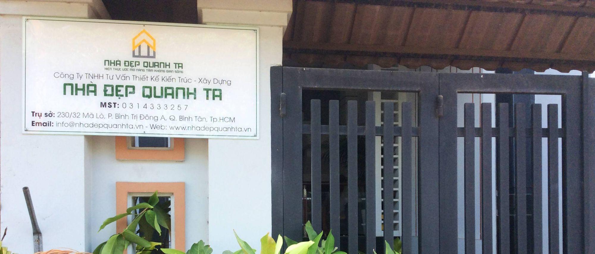 Trụ sở Nhà Đẹp Quanh Ta Co., LTD.